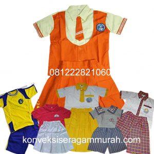 bikin seragam sekolah anak TK