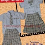 jual baju seragamsekolah TK murah di Kupang