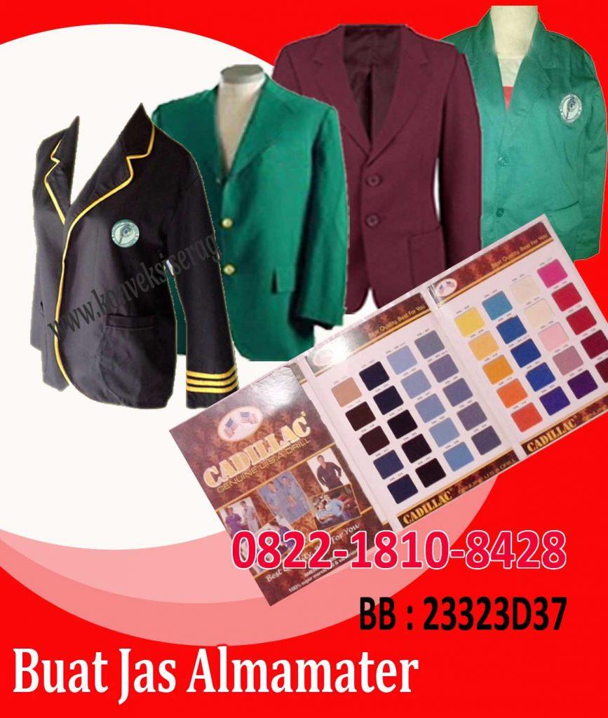 bikin jaket almamater murah di Tangerang