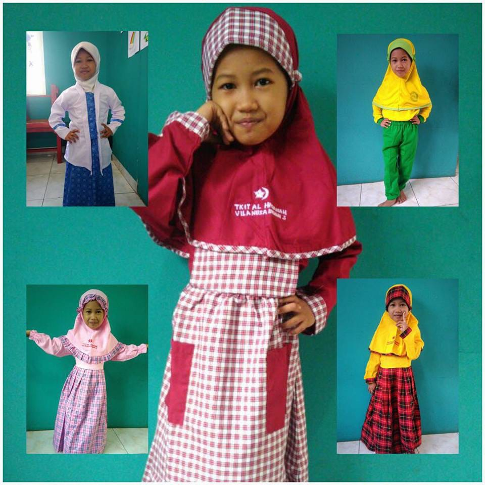 Seragam Baju Sekolah Muslim