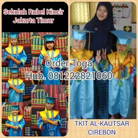 Distributor Toga Wisuda murah di Tangerang