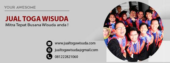 Distributor Baju toga Wisuda di Buleleng