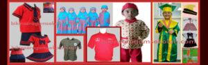 bikin seragam sekolah TK