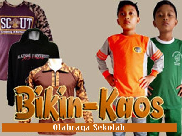 Baju Olahraga Sekolah murah di Morotai