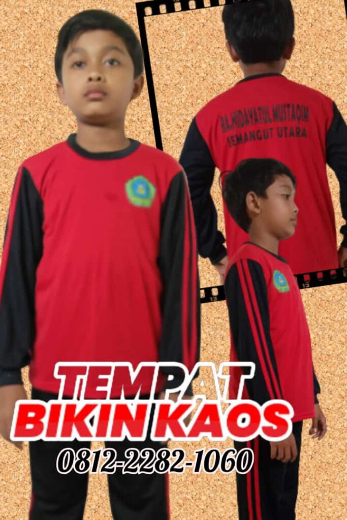 grosir seragam olahraga TK