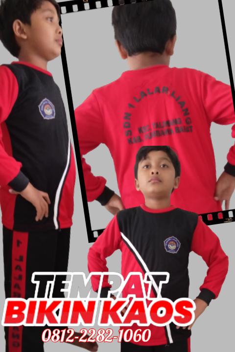 grosir seragam olahraga SD di taliwang