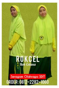 konveksi seragam olahraga rokcel SD